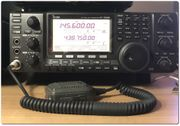 Icom IC-9100 derz ICOM Flagschiff