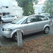 Audi A2 Alufelgen Panoramadach Einparkhilfe