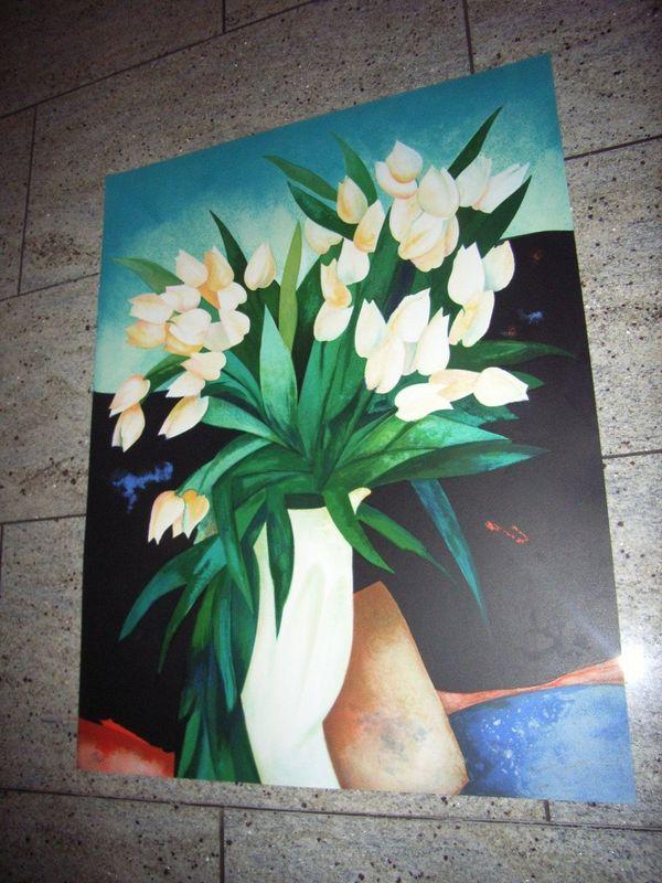 GAVEAU CLAUDE Lithografie signiert limtiert