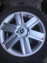 4 Renault Alufelgen 205 55R16