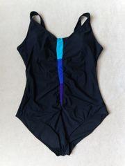 Shape Form-Badeanzug Gr 48 schwarz