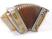 Steirische Harmonika Kärntnerland Posch II