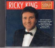 CD99 RICKY KING Goldstücke