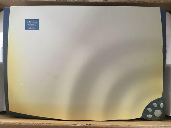 Mustek BearPaw 1200CU Flatbed Scanner