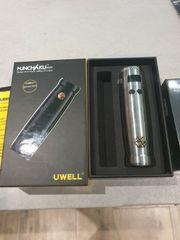 E-Zigarette Uwell Nunchaku Verdampfer neu