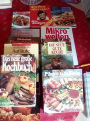 Kochbücher Romane