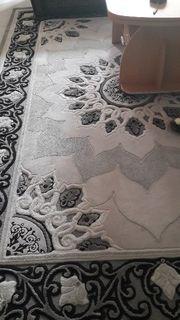 Teppich und teppich läufer
