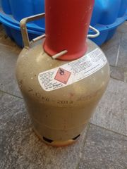 Gasflasche Camping Gas Flasche