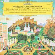Mozart-Krönungsmesse-Coronation Mass-Missa Brevis-Ave Verum LP