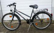 Fahrrad von ATBike in Anthrazit