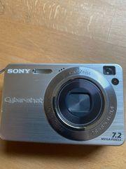 Digitalkamera Sony DSC W120