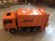 Bruder Müllwagen - wie neu