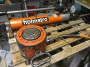Hebesatz Hydraulikzylinder 720bar - Stempelheber