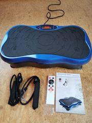 Vibrationsplatte aktiv Kompakt neuwertig