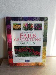Gartenbuch Farbgestaltung im Garten