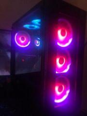 Gaming PC AMD Ryzen 8G