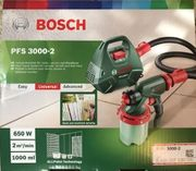 Bosch Farbsprühsystem PFS 3000-2