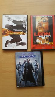3 tolle DVD s ab