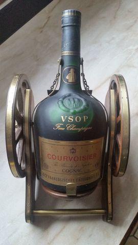1 5l Courvoisier Cognac VSOP: Kleinanzeigen aus Riegelsberg - Rubrik Essen und Trinken