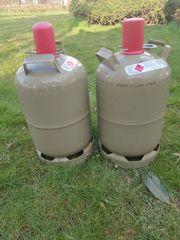 2 x 11 kg Gasflaschen