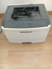 Drucker Lexmark E 260