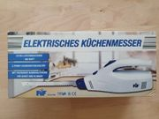 Elektrisches Küchenmesser noch Original verpackt
