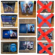 Marvel Blu Ray Steelbook Thor