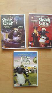 3 tolle DVD s Shaun