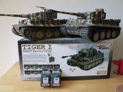 RC-Panzer Set 1 16 Tiger