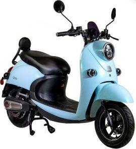 RE01 MELE Elektro Retro Motorroller: Kleinanzeigen aus Geretsried - Rubrik Mofas, 50er Kleinkrafträder
