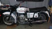 Oldtimer originale Moto Guzzi V7