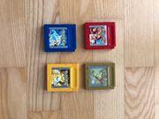 Gameboy Pokemon Games