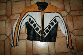 Motorradbekleidung Herren - PHIL READ Lederkombi 48 50