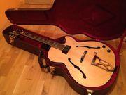 Framus Vintage Gitarre Attila Zoller