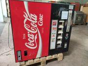 Getränkeautomat Euro Kühlung Sielaff Coca
