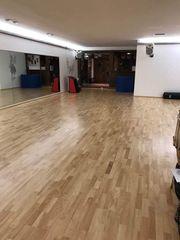 Mietstudio Übungsraum für ihre Sport-