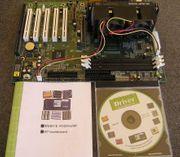 EPOX EP-7KXA Mainboard mit Athlon