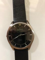 SKAGEN XL SUPERSLIM Herrenarmbanduhr Neu