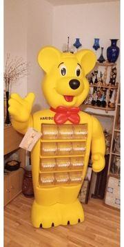 Haribo Werbeaufsteller Rießiger Bär