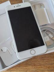 iPhone 7 - silver - 128GB - wie