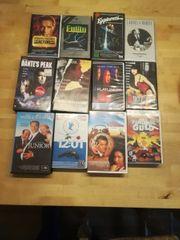 12 Videokassetten Originale