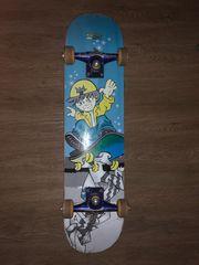 Skateboard im guten Zustand
