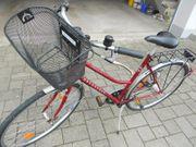 Verkaufe 28 Zoll Fahrrad kaum
