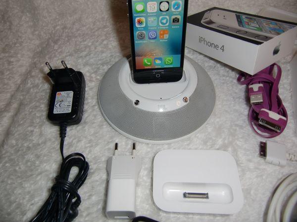 Apple iPhon 4 S mit