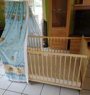 Kinderbett mit Zubehör