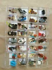 Lego Star Wars Männchen Sammlung