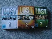 Lost - Staffel 1 2 und