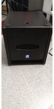 PA Subwoofer DB Technologies 05D
