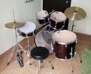 Verkaufe Schlagzeug Drum Set Mapex