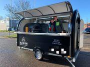 Verkaufsanhänger Mobiler Pizzawagen marktanhänger Imbisswagen